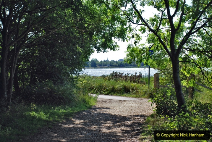 2020-07-31 Covid 19 Walk Poole Inner Harbour to Upton Country Park and return. (128)
