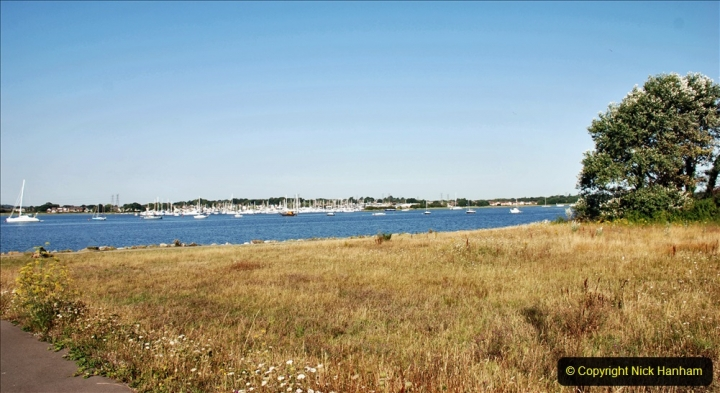 2020-07-31 Covid 19 Walk Poole Inner Harbour to Upton Country Park and return. (3)