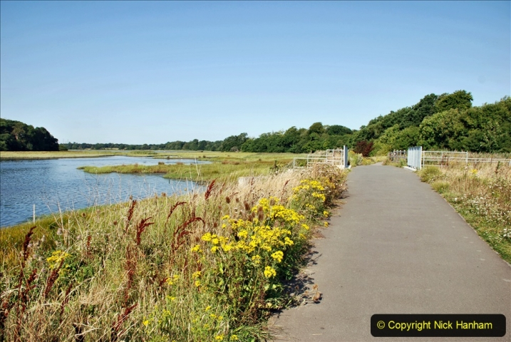 2020-07-31 Covid 19 Walk Poole Inner Harbour to Upton Country Park and return. (30)