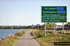 2020-07-31 Covid 19 Walk Poole Inner Harbour to Upton Country Park and return. (6)