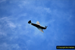 2020-08-01 Spitfire Tribute to NHS Staff @ 1520 Poole, Dorset. (10)