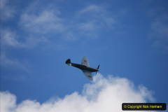 2020-08-01 Spitfire Tribute to NHS Staff @ 1520 Poole, Dorset. (12)
