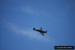 2020-08-01 Spitfire Tribute to NHS Staff @ 1520 Poole, Dorset. (13)