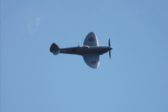 2020-08-01 Spitfire Tribute to NHS Staff @ 1520 Poole, Dorset. (14)