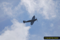 2020-08-01 Spitfire Tribute to NHS Staff @ 1520 Poole, Dorset. (8)