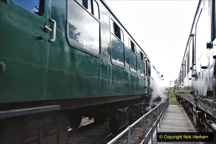 2020-09-02 Covid 19 running on the SR. (91) 091