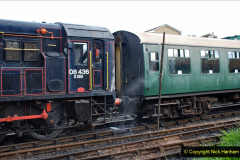 2020-09-02 Covid 19 running on the SR. (22) Service train wash. 022