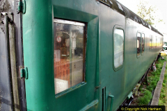 2020-09-02 Covid 19 running on the SR. (6) The volunteer sleeping coach. 006