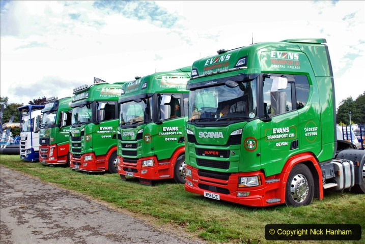 2020-09-05 Truckfest South West 2020 at Shepton Mallet. (103) 103