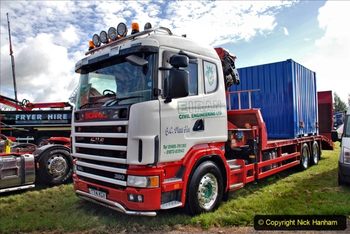 2020-09-05 Truckfest South West 2020 at Shepton Mallet. (107) 107