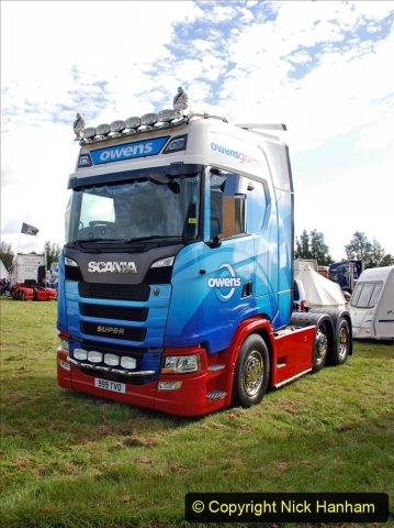 2020-09-05 Truckfest South West 2020 at Shepton Mallet. (109) 109