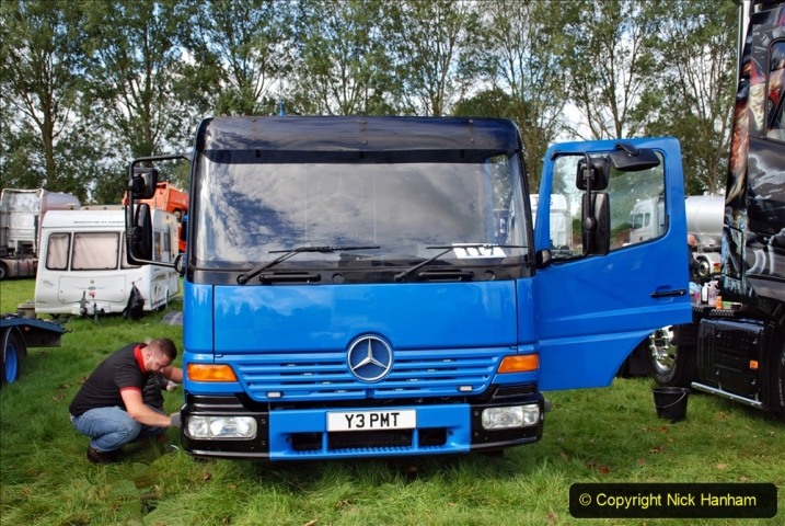 2020-09-05 Truckfest South West 2020 at Shepton Mallet. (111) 111