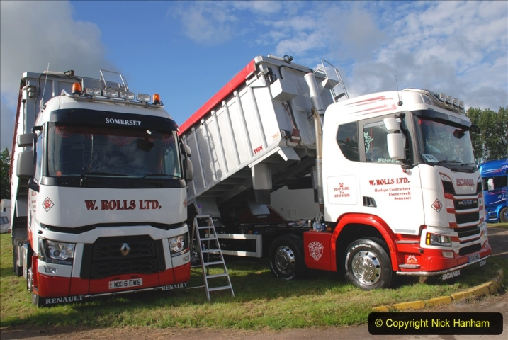 2020-09-05 Truckfest South West 2020 at Shepton Mallet. (117) 117