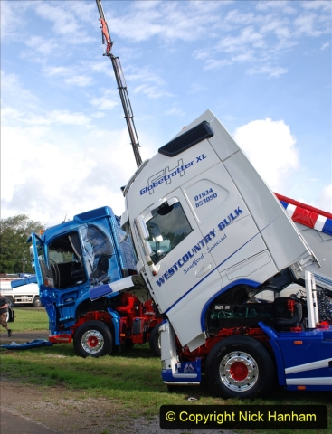 2020-09-05 Truckfest South West 2020 at Shepton Mallet. (127) 127