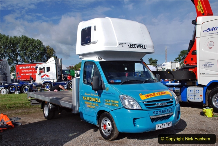 2020-09-05 Truckfest South West 2020 at Shepton Mallet. (131) 131