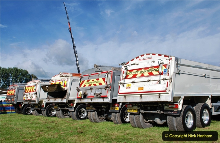 2020-09-05 Truckfest South West 2020 at Shepton Mallet. (141) 141