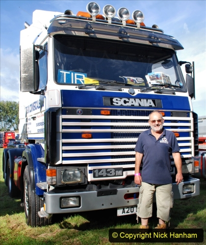 2020-09-05 Truckfest South West 2020 at Shepton Mallet. (156) 156