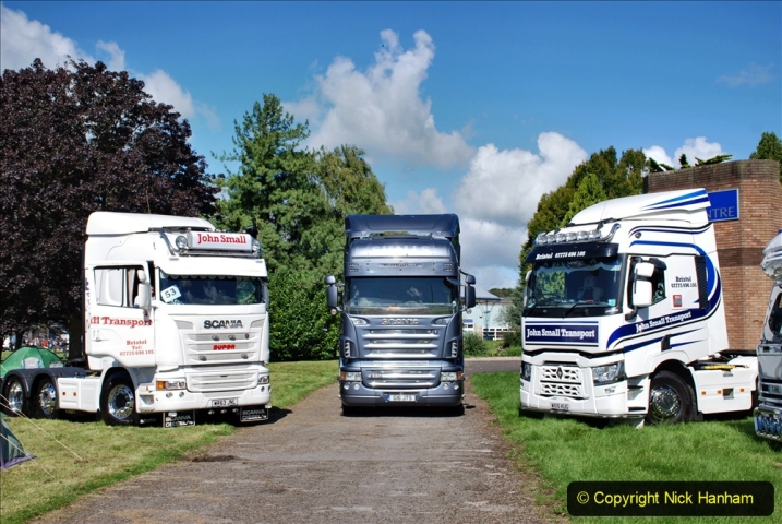 2020-09-05 Truckfest South West 2020 at Shepton Mallet. (170) 170