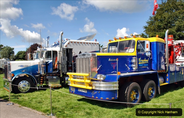 2020-09-05 Truckfest South West 2020 at Shepton Mallet. (187) 187