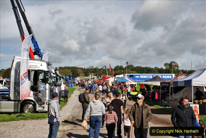 2020-09-05 Truckfest South West 2020 at Shepton Mallet. (203) 203