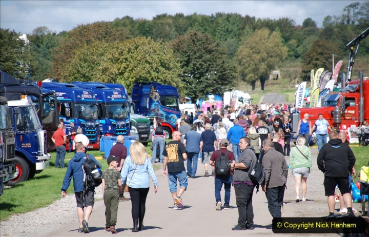 2020-09-05 Truckfest South West 2020 at Shepton Mallet. (204) 204