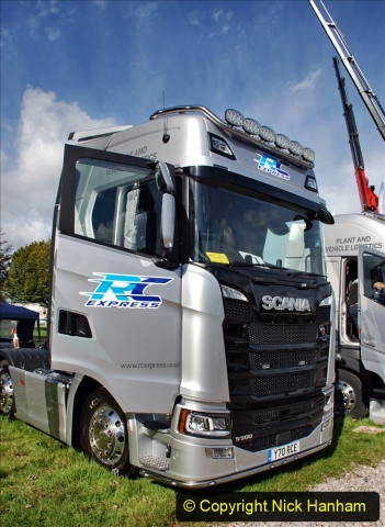 2020-09-05 Truckfest South West 2020 at Shepton Mallet. (205) 205