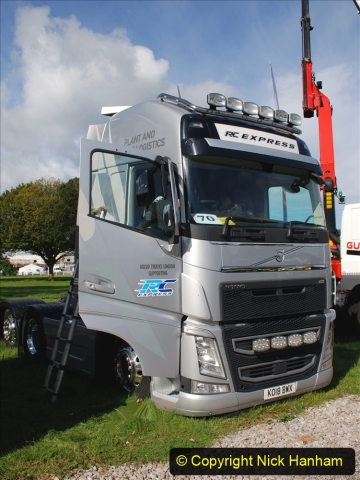 2020-09-05 Truckfest South West 2020 at Shepton Mallet. (206) 206