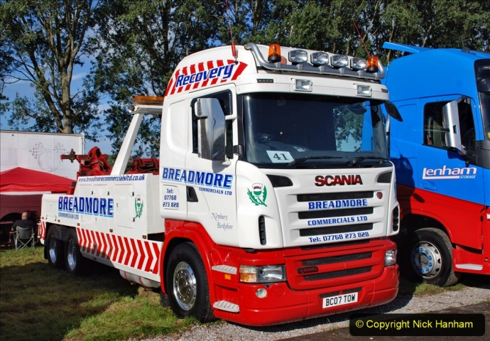 2020-09-05 Truckfest South West 2020 at Shepton Mallet. (21) 021