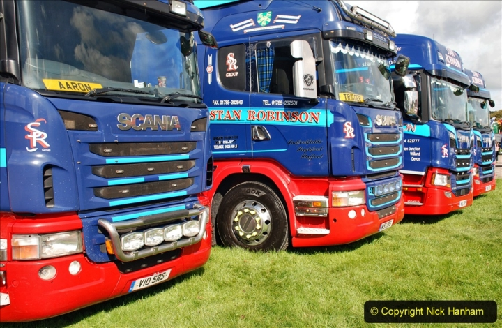 2020-09-05 Truckfest South West 2020 at Shepton Mallet. (220) 220