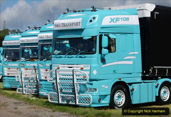 2020-09-05 Truckfest South West 2020 at Shepton Mallet. (268) 268