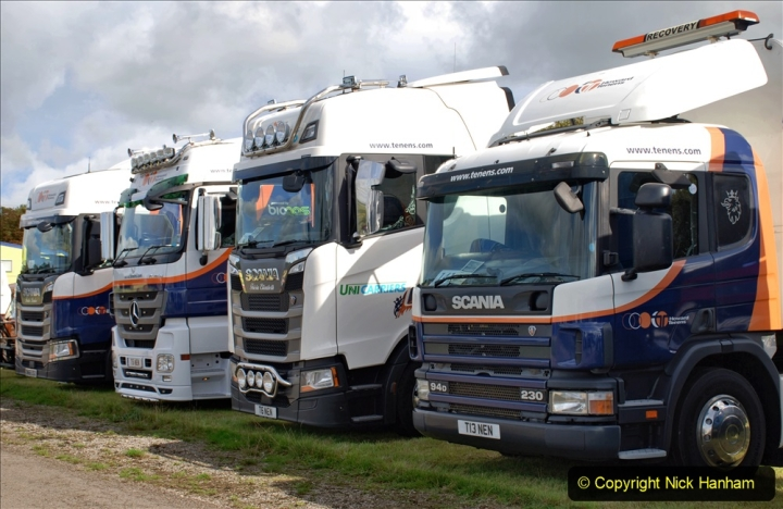 2020-09-05 Truckfest South West 2020 at Shepton Mallet. (273) 273