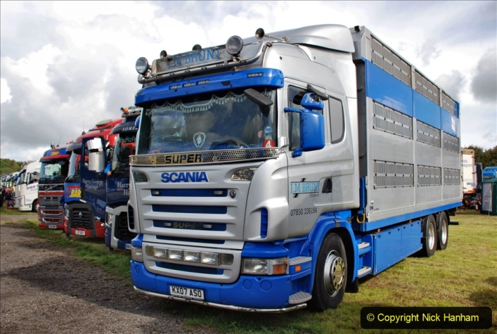 2020-09-05 Truckfest South West 2020 at Shepton Mallet. (276) 276