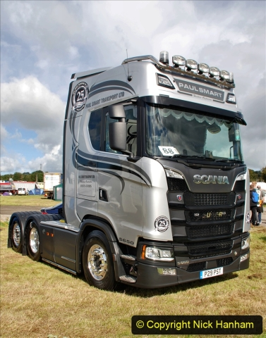 2020-09-05 Truckfest South West 2020 at Shepton Mallet. (281) 281