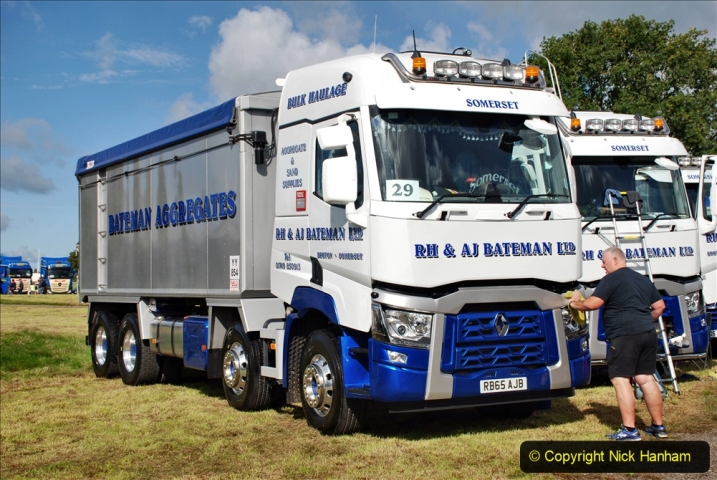 2020-09-05 Truckfest South West 2020 at Shepton Mallet. (293) 293