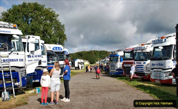 2020-09-05 Truckfest South West 2020 at Shepton Mallet. (294) 294