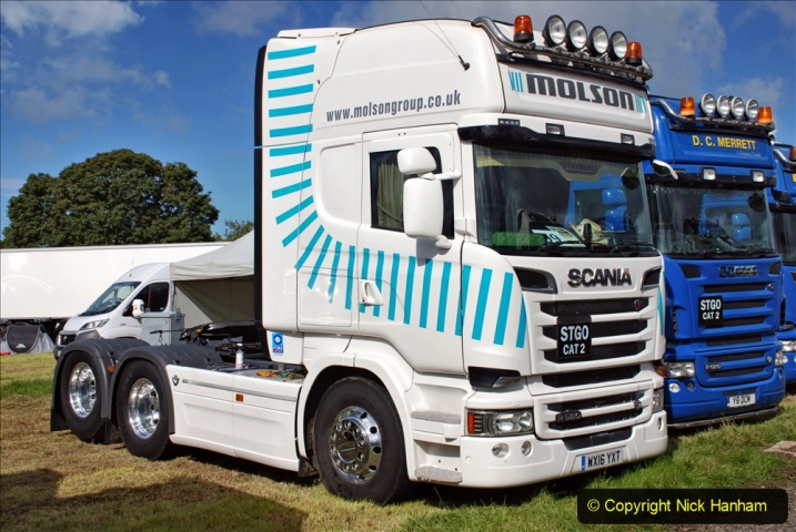 2020-09-05 Truckfest South West 2020 at Shepton Mallet. (300) 300