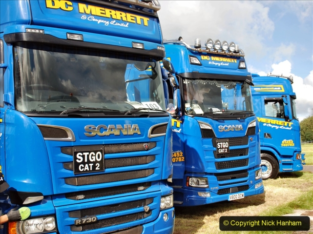 2020-09-05 Truckfest South West 2020 at Shepton Mallet. (301) 301
