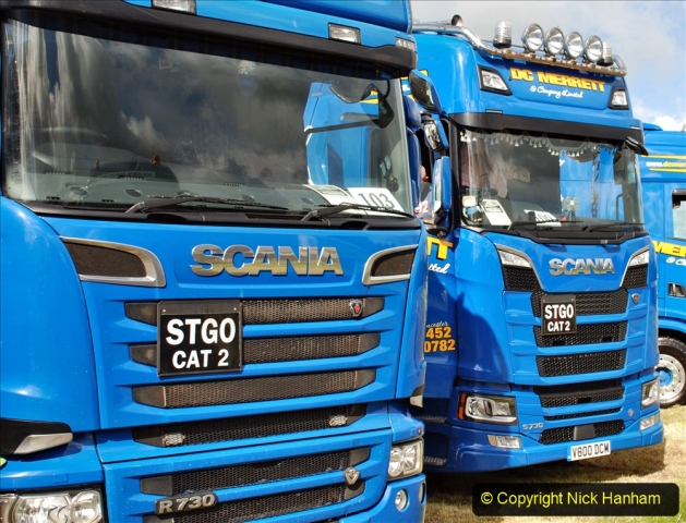 2020-09-05 Truckfest South West 2020 at Shepton Mallet. (302) 302