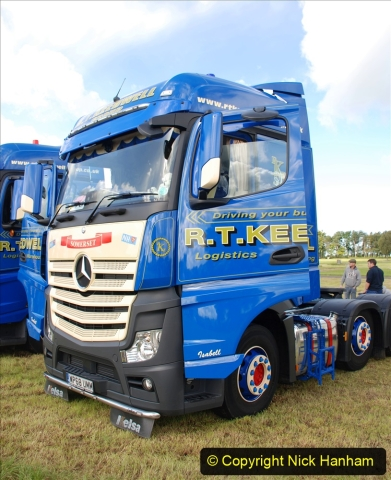 2020-09-05 Truckfest South West 2020 at Shepton Mallet. (309) 309