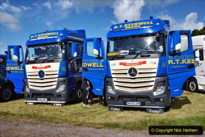 2020-09-05 Truckfest South West 2020 at Shepton Mallet. (310) 310