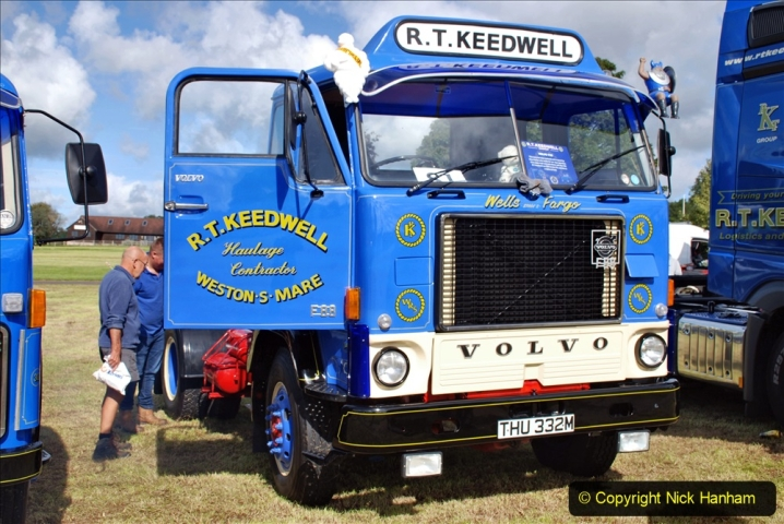 2020-09-05 Truckfest South West 2020 at Shepton Mallet. (311) 311