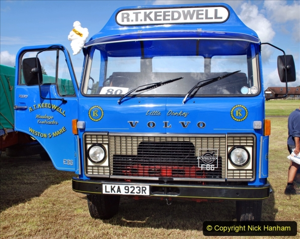 2020-09-05 Truckfest South West 2020 at Shepton Mallet. (312) 312