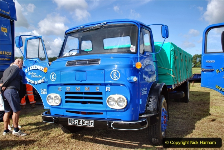 2020-09-05 Truckfest South West 2020 at Shepton Mallet. (313) 313
