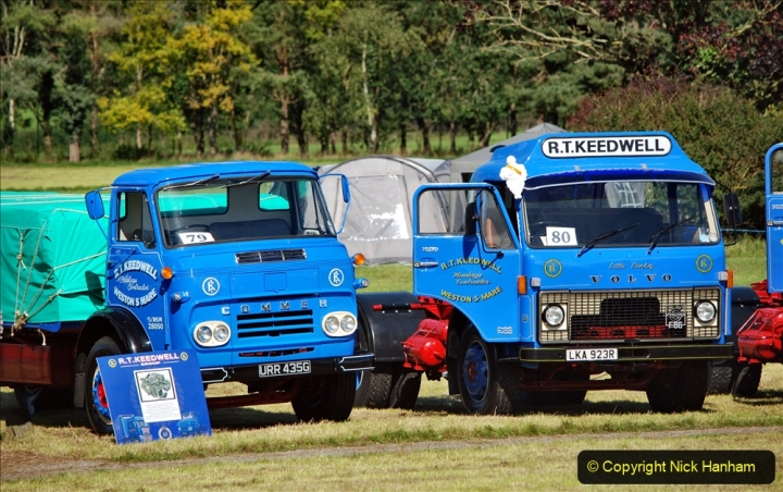 2020-09-05 Truckfest South West 2020 at Shepton Mallet. (319) 319