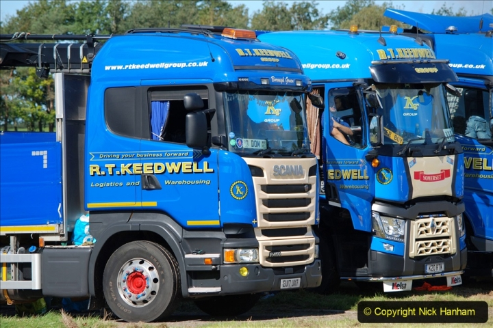 2020-09-05 Truckfest South West 2020 at Shepton Mallet. (321) 321