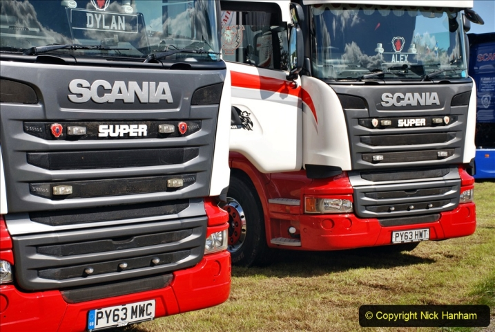 2020-09-05 Truckfest South West 2020 at Shepton Mallet. (330) 330