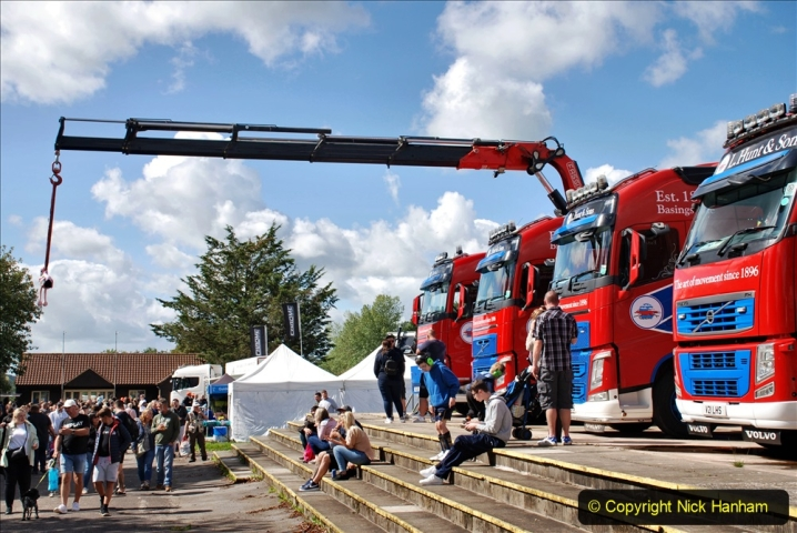 2020-09-05 Truckfest South West 2020 at Shepton Mallet. (339) 339