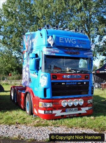 2020-09-05 Truckfest South West 2020 at Shepton Mallet. (34) 034