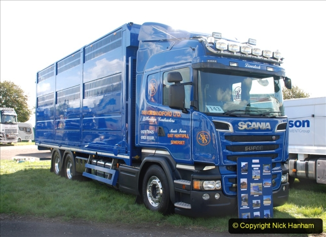 2020-09-05 Truckfest South West 2020 at Shepton Mallet. (342) 342