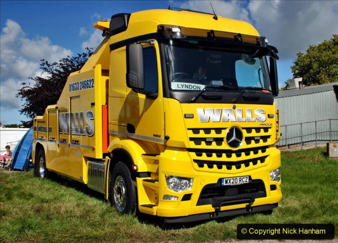 2020-09-05 Truckfest South West 2020 at Shepton Mallet. (344) 344